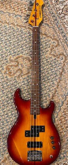 Yamaha Bass BB1000S