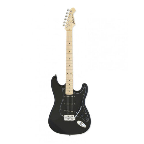 ARIA ELECTRIC GUITAR BLACK STG-003SPL BK