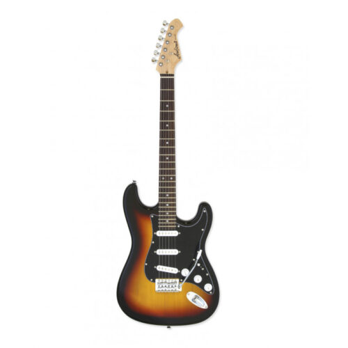 Aria Electric Guitar 3-Tone Sunburst STG-003SPL 3TS