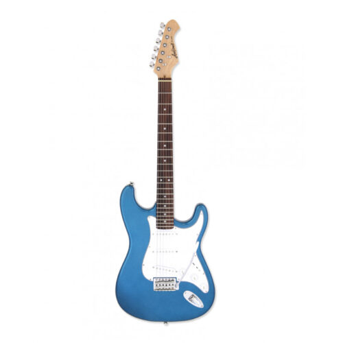 Aria Electric Guitar Metallic Blue STG-003 MBL