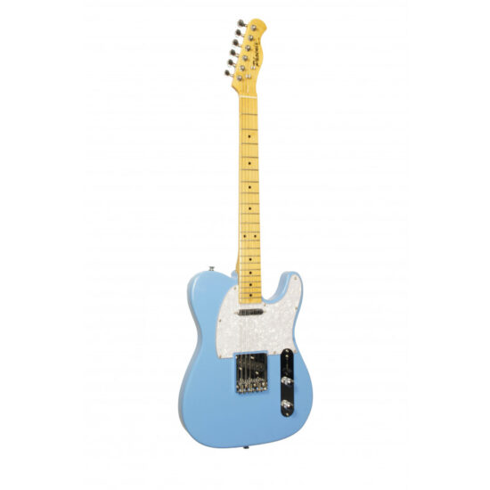 PHOENIX ELECTRIC GUITAR TELECASTER BABY BLUE
